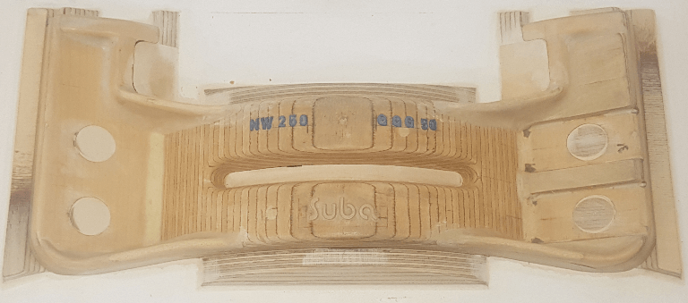 Schubsicherung DN 250 Ur-Holzmodel