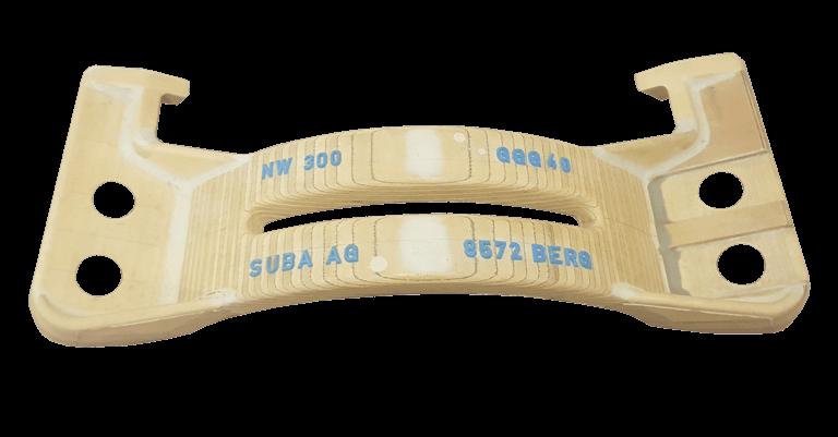 Schubsicherung DN 300 Ur-Holzmodel